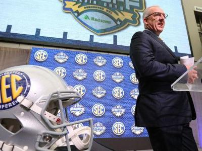 Monday's college football: Gaming laws could result in SEC injury reports