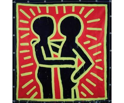 ALBERTINA Museum Celebrates 60 Years of Keith Haring