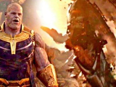 Infinity War Introduces Thanos' All-Mighty Q-Ship