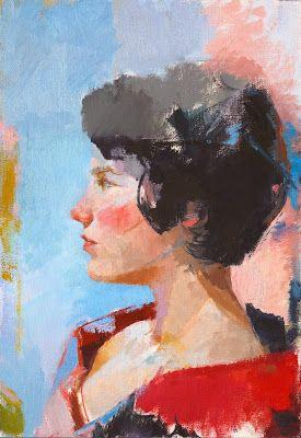 Portrait Painters Today / My Paintings