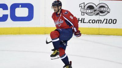 Ovechkin in attendance for Wizards, Celtics Game 6 clash