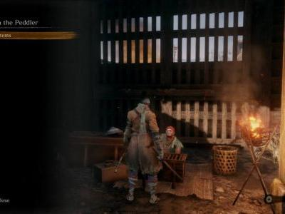 Where To Find Someone Big And Strong For Anayama In Sekiro Shadows Die Twice