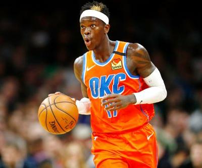 Lakers set to acquire Dennis Schroder from Thunder for NBA Draft pick