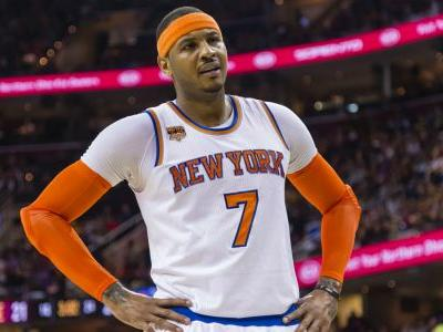 NBA trade rumors: Knicks, Thunder agree on Carmelo Anthony deal