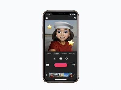 Apple's Clips video creation app updated with iPad cursor support, new stickers, much more