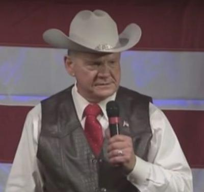 Roy Moore Is Using Story of His Alleged Teen Sex Abuse to Fundraise For Senate Campaign