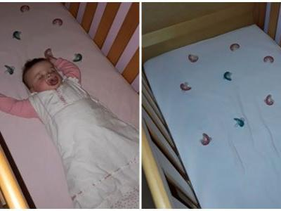 Mom's trick for getting baby to sleep through night helpful for parents