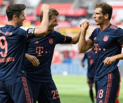Five things from the Bundesliga
