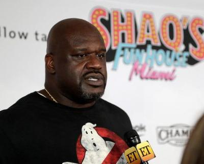 Shaq Attack: O'Neal ready to rumble in tag match for AEW