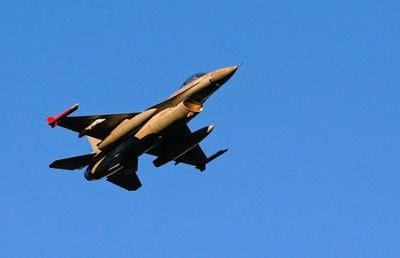 Belgian F-16 fighter jet crashes in France, pilots eject, one hits power line - report