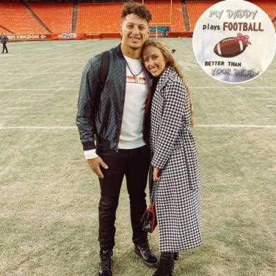 Patrick Mahomes and Brittany Matthews' Daughter Sterling's Closet Is So Cute - See Her Clothes, Shoes and More!