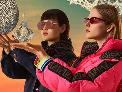 Gentle Monster is the Korean Eyewear Brand Collaborating With The Best of Fashion - Fendi Included