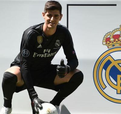 Atletico's Saul admits: 'I did not expect to see Courtois at Real Madrid'