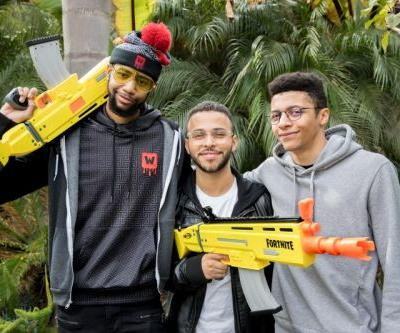 Hasbro Releases New Line Of Fortnite NERF Toys