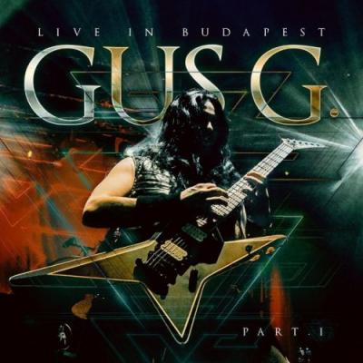 GUS G. To Release 'Live In Budapest - Part 1' Digital-Only EP