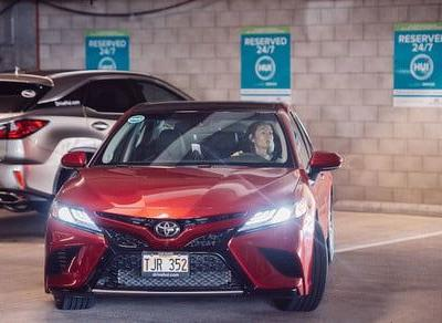 Toyota picks Hawaii for its first app-controlled, car-sharing effort