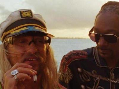 'The Beach Bum' Review: Harmony Korine and Matthew McConaughey Team Up For an Alluring But Aimless Journey