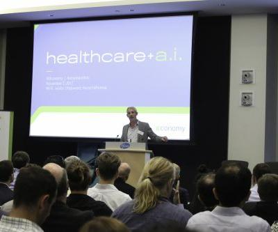 Healthcare + A.I. in Boston: The Photos