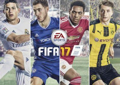 FIFA 17 Topped EU PlayStation Store Downloads in April