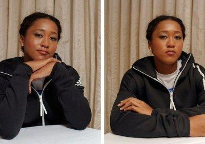 Naomi Osaka on Mental Health and Training to Face Her Idol at