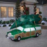 Royally Piss Off the Margos and Todds of the World This Holiday With This Gigantic Christmas Vacation Inflatable