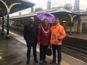Network Rail Completes Major Upgrade to Roof at Knaresborough Station