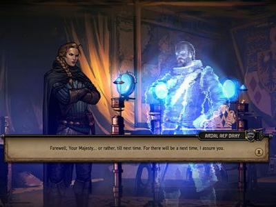 Thronebreaker: The Witcher Tales Gameplay Revealed on Twitch