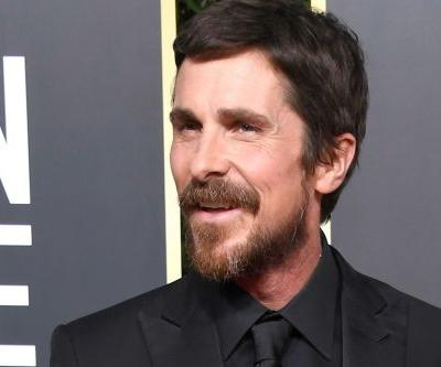 Christian Bale Thanked Satan While Winning Best Actor at the Golden Globes