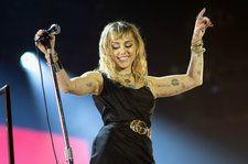 Miley Cyrus Debuts New Music, Performs 'We Can't Stop' With Charli XCX at Big Weekend: Watch