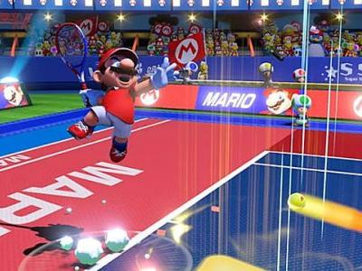 Nintendo Serves Free Mario Tennis Aces Trial for Nintendo Switch Online Members