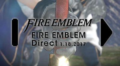 Nintendo Crams Four Fire Emblem Games Into Their Latest Nintendo Direct
