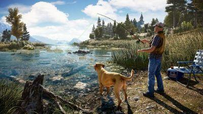 Far Cry 5 is up for pre-order, and you can pre-load it nine months ahead of time on Xbox One