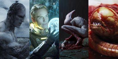 Alien & Covenant Movie Series Timeline Explained
