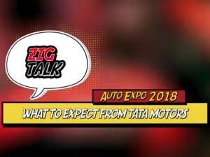 Tata Motors At Auto Expo 2018: What To Expect