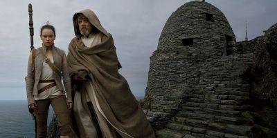 Star Wars 8: Luke Is Searching For The First Jedi Temple