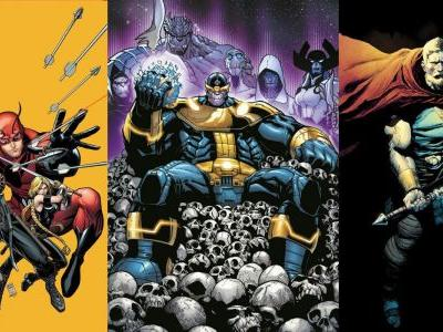 Avengers: Infinity War Is Inspired By At Least 5 Different Comics
