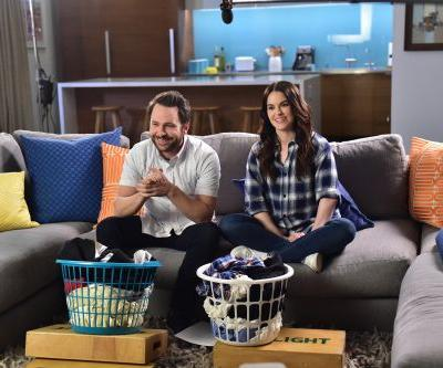 Emily Hampshire & Charlie Day's Tide Super Bowl 2020 Commercial Teaser Is Everything