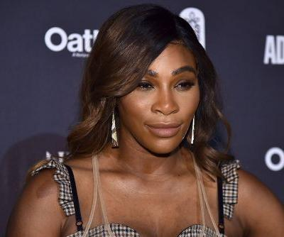Serena Williams named GQ's 'Woman of the Year'