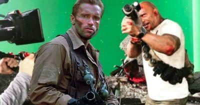 Latest Rampage Video Has The Rock Impersonating Schwarzenegger