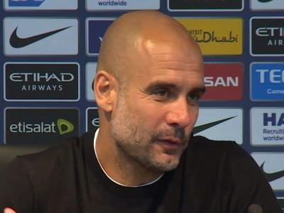 Guardiola praises Aguero, Silva, Jesus and Mendy as City hammer Terriers