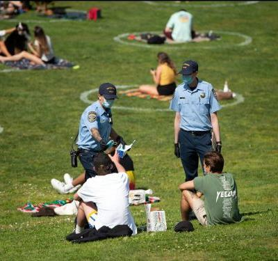 San Francisco is ordering everyone to wear a mask or cover their face in public when they're within 30 feet of someone they don't live with