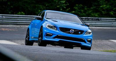 Volvo Beat A 'Ring Lap Record But Kept It Secret For A Year