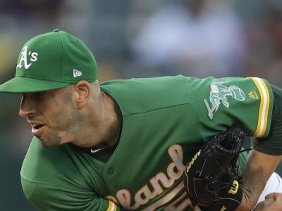 Fiers wins seventh straight as A's top White Sox 5-1