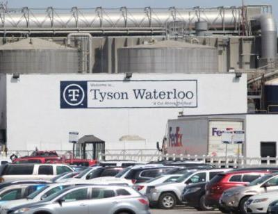 Lawsuit: Tyson Managers Lied to Interpreters About COVID-19 Cases at Waterloo Plant