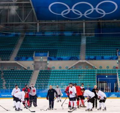 Um, who are these guys? A cheat sheet for Canada's Olympic men's hockey team