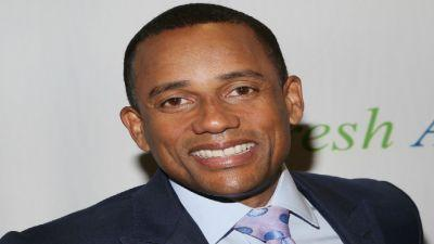 "Hill Harper Adopted A Son: ""I Really Felt Like It Was God Telling Me To Do It"""