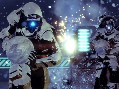 Destiny 2 Dawning Event Coming Next Week, Snowball Fights, Mayhem Crucible, New Gear