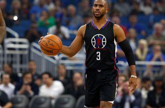 Chris Paul's X-rays on injured thumb are negative