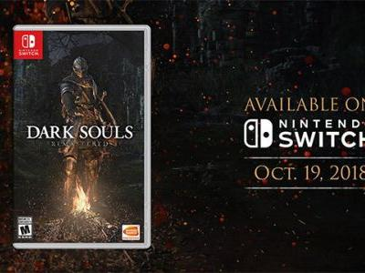 Daily Deals: 25% off Dark Souls Remastered for Switch, Bayonetta Price Drop