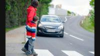 Distractions contribute to pedestrian deaths, injuries